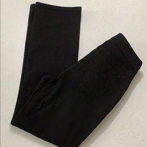 Chico's Platinum NWT black jeans